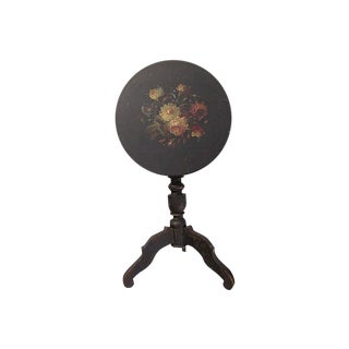 Antique French Napoleon Tilt Top Gueridon
