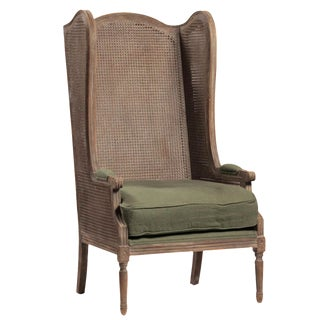 Wingback Plantation Chair