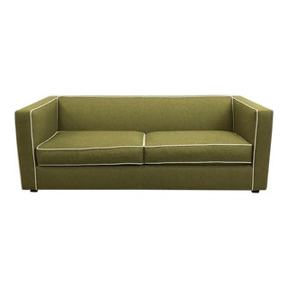 Club Sofa in Moss