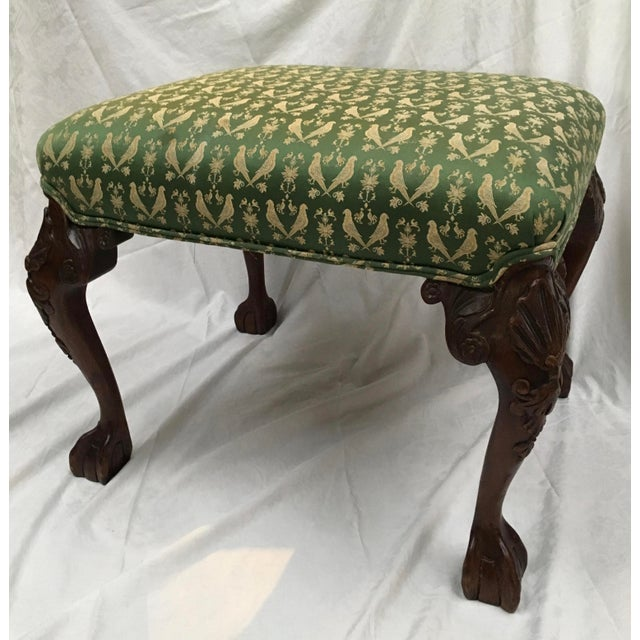 Baker Charleston Collection Bird Ottoman Chairish