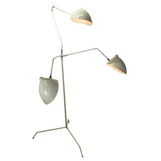 Serge Mouille Style 3-Arm Floor Lamp