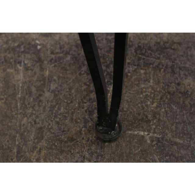 Image of Salterini Style Wrought Iron Chairs - Set of 6