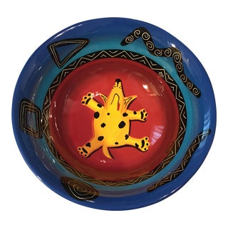 "Mary Naylor Art Designs ""Dog"" Bowl"