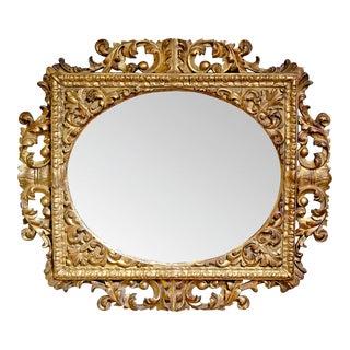 Italian Baroque Period Mirror