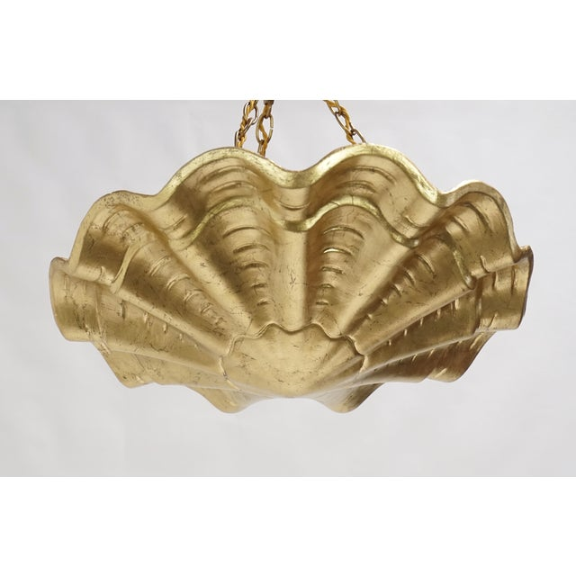 Gilded Shell Pendant - Image 3 of 7