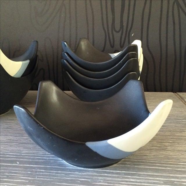 Ceramic Bowl Set - Set of 12 - Image 9 of 10