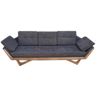 Mid-Century-Style Sculptural James Sofa