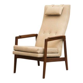 P.J. Muntendam Mid-Century Lounge Chair