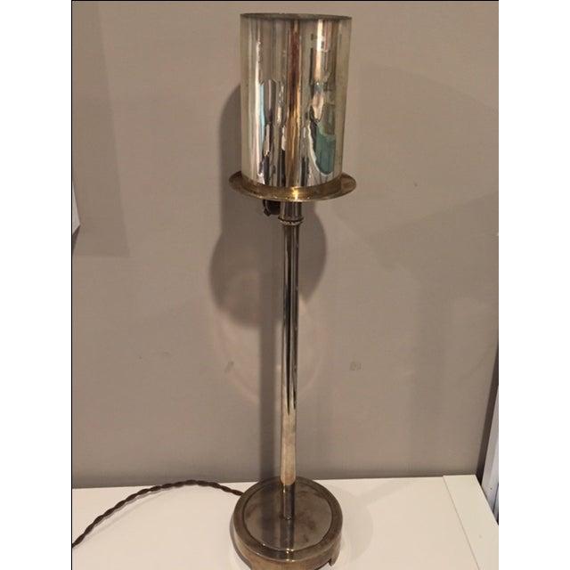 Baker Tyler Hurricane Buffet Lamps - A Pair - Image 2 of 3