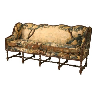 Antique French Louis XIII Sofa