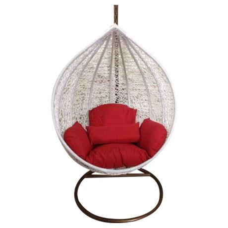 Single Wide Tear Drop Swing Chair - Image 1 of 7