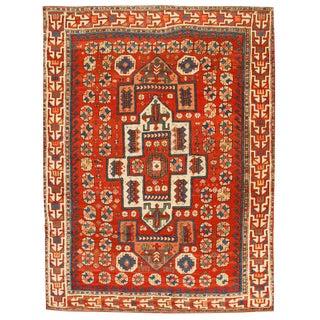 Antique 19th Century Turkish Bergama Rug