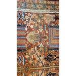 Image of Antique Islamic Heriz Persian Rug - 9′ × 12′