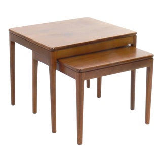 Drexel Declaration Nesting Tables - A Pair