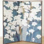 Image of Japanese Floral Screen
