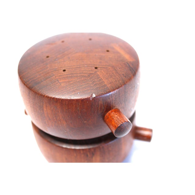Dansk Jens Quistgaard Teak Salt & Pepper Mill - Image 5 of 7