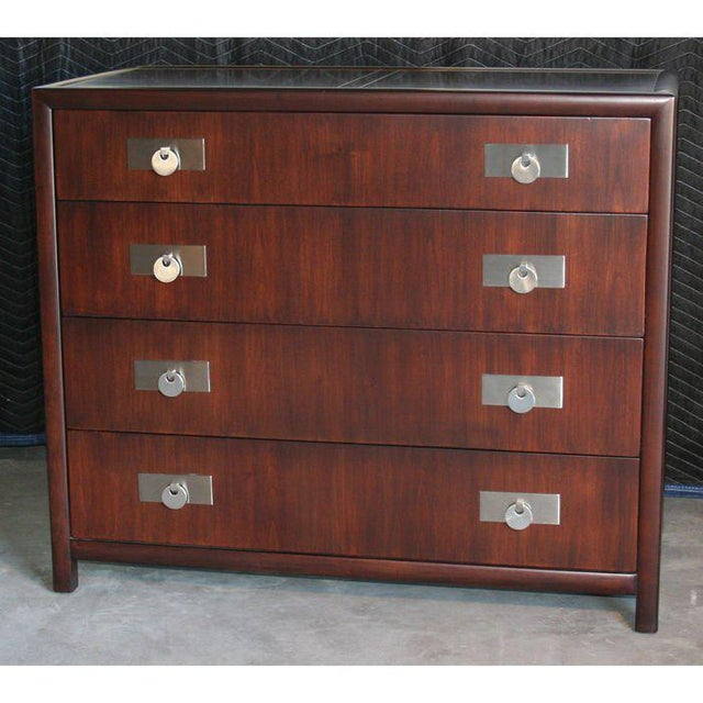 Michael Taylor for Baker Chest of Drawers - Image 2 of 5
