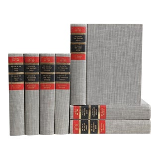 Midcentury Mystery Book Set: Erle Stanley Gardner - Set of 7