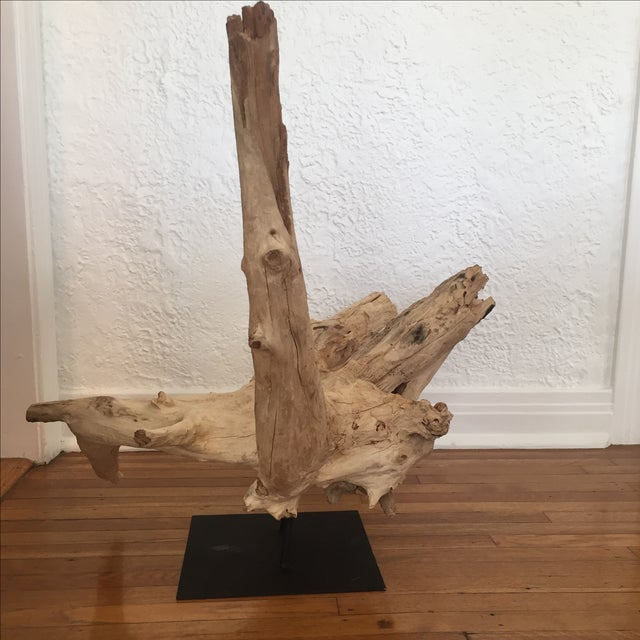 HD Buttercup Oversized Driftwood on Stand - Image 5 of 9