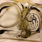 Image of Lucky Signed Abstract Painting