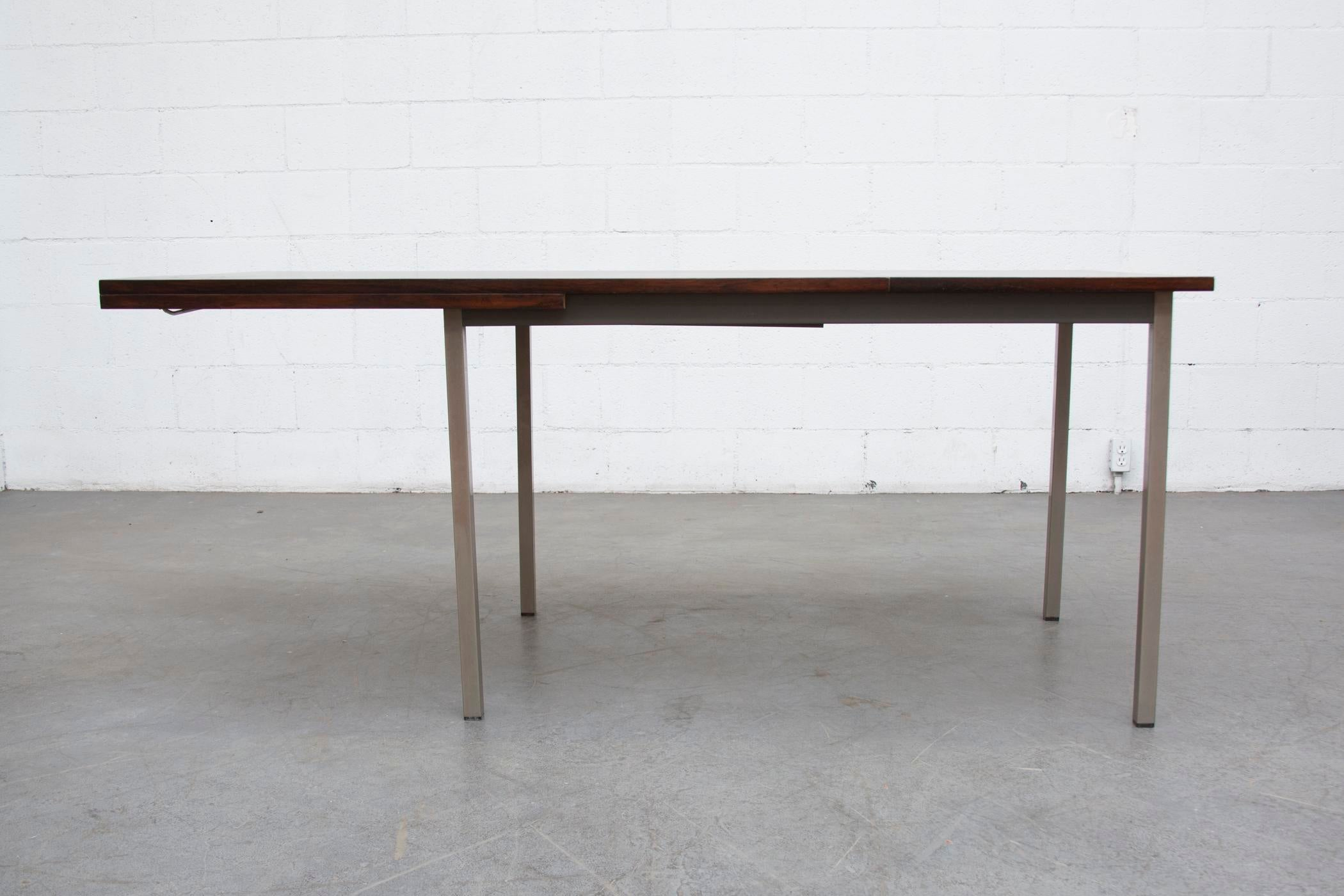 Rosewood Industrial Style Dining Table Chairish : 28b1988c 41ef 4b3b 9238 ff7a4b435d64aspectfitampwidth640ampheight640 from www.chairish.com size 640 x 640 jpeg 26kB