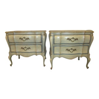 Dixon Bombe Nightstands - A Pair