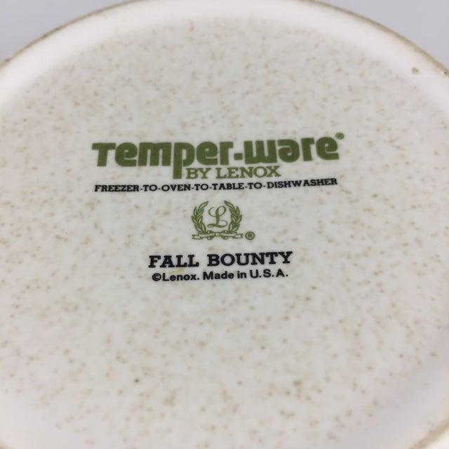 Fall Bounty Stoneware Open Fondue Pot - Image 9 of 10