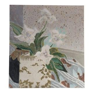 Ellen Gunn Floral Silkscreen