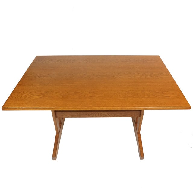 Vintage Danish Shaker Table - Image 7 of 10