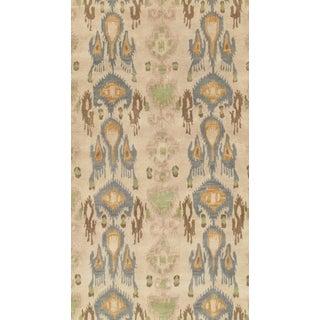 Pasargad Ikat Wool Rug - 4′ × 6′