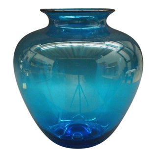 Early 20th Century Steuben Art Glass Vase