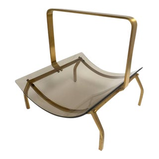 Magazine Rack by Fontana Arte, circa 1960