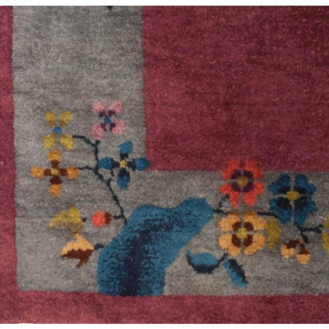 Image of Chinese Art Deco Rug
