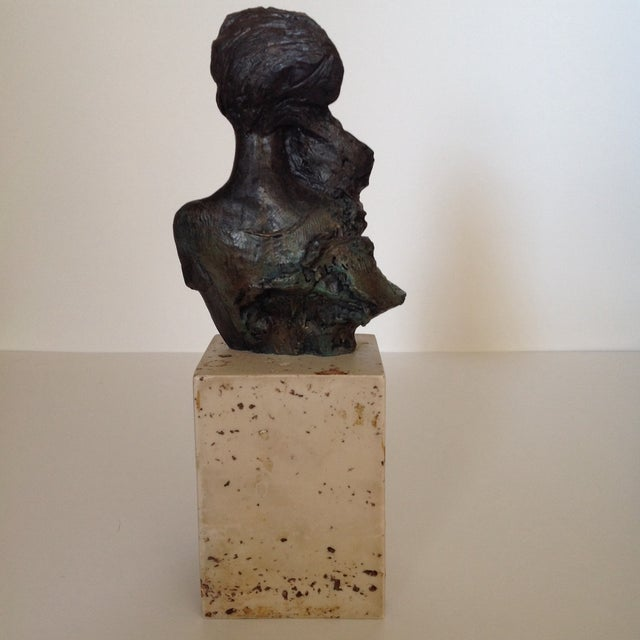 LM Lafuente Mother and Child LE Sculpture - Image 4 of 6