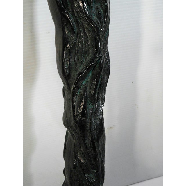 """Sultry Awakening"" Sculpture by Klara Sever 1979 - Image 9 of 9"
