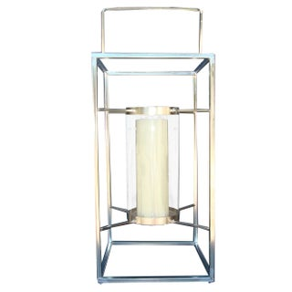 Large Outdoor Candle Lantern