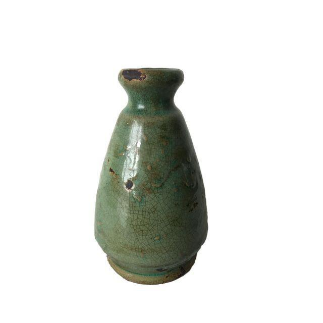 Image of Rustic Sage Green Vase