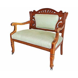 Antique Eastlake Style Settee