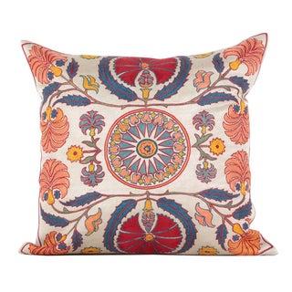 Handmade Persian Accent Pillow