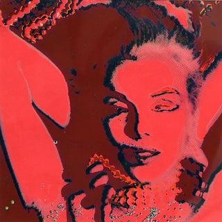 """The Marilyn Monroe Trip - 3"" Original 1968 Serigraph by Burt Stern"