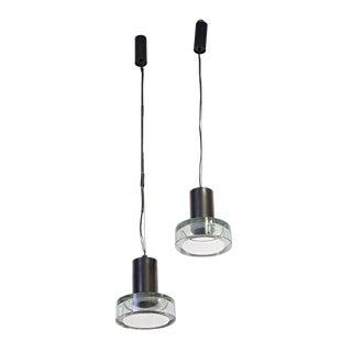 Seguso Ceiling Lights - A Pair