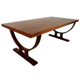 Danish Rosewood Cocktail Table