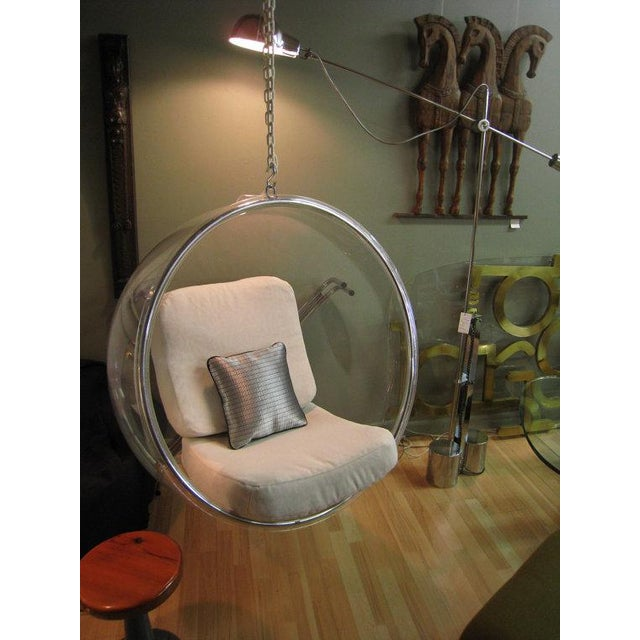 Aarnio Lucite Bubble Chair, Finland - Image 2 of 6