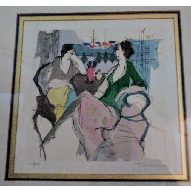 """Image of Alexander Tarkay """"Seasons of the Year"""" Lithograph"""