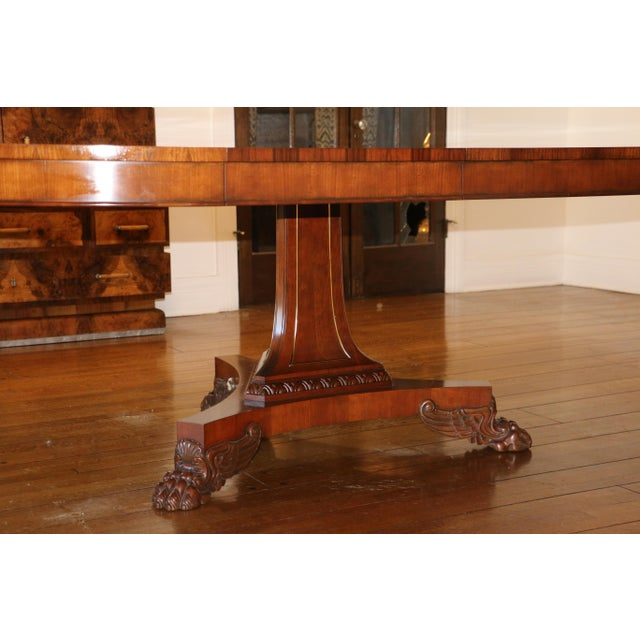 Baker Dining Room Table - Image 6 of 11