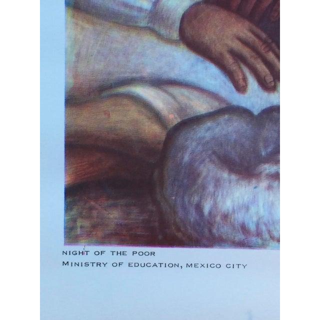 1948 Original Diego Rivera Prints - A Pair - Image 11 of 11