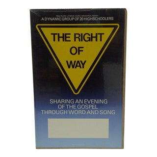 C. 1980 The Right of Way Gospel Lutheran Church Poster