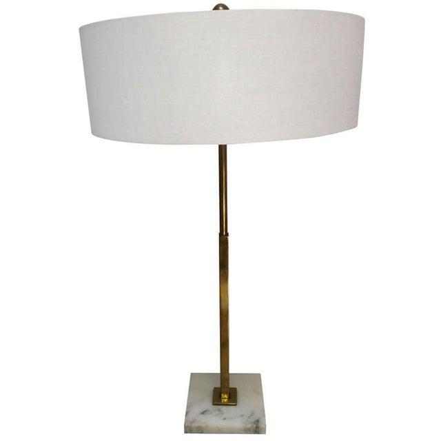 Image of Vintage Mid Century Modern Stiffel Table Lamp