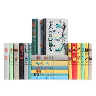Mid-Century Junior Classic Books - Set of 20