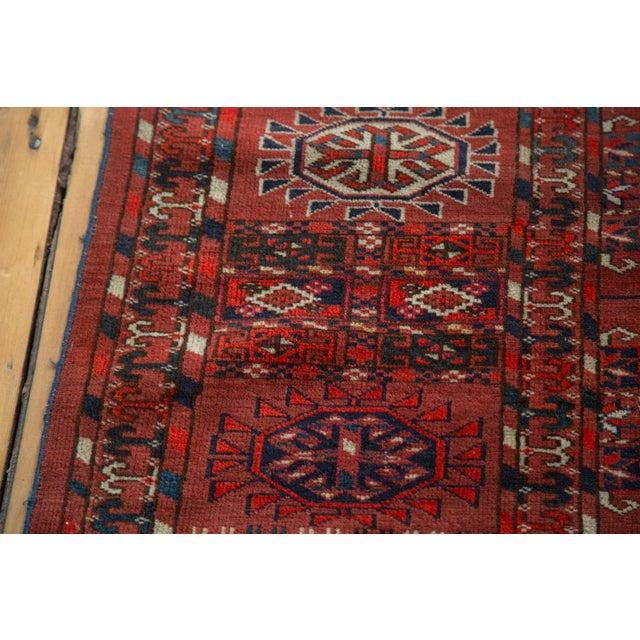 "Antique Tekke Bokhara Carpet - 6'11"" X 10' - Image 8 of 10"